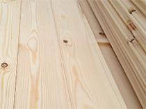 Drewno suszone i heblowane – świerk skandynawski