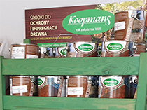 Impregnaty firmy Koopmans